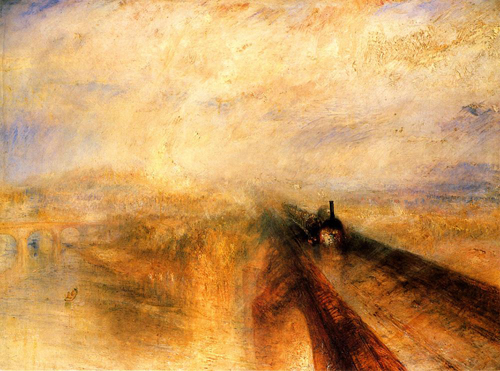 Rain, Steam and Speed – The Great Western Railway painted (1844)