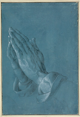 DURER5-praying hands