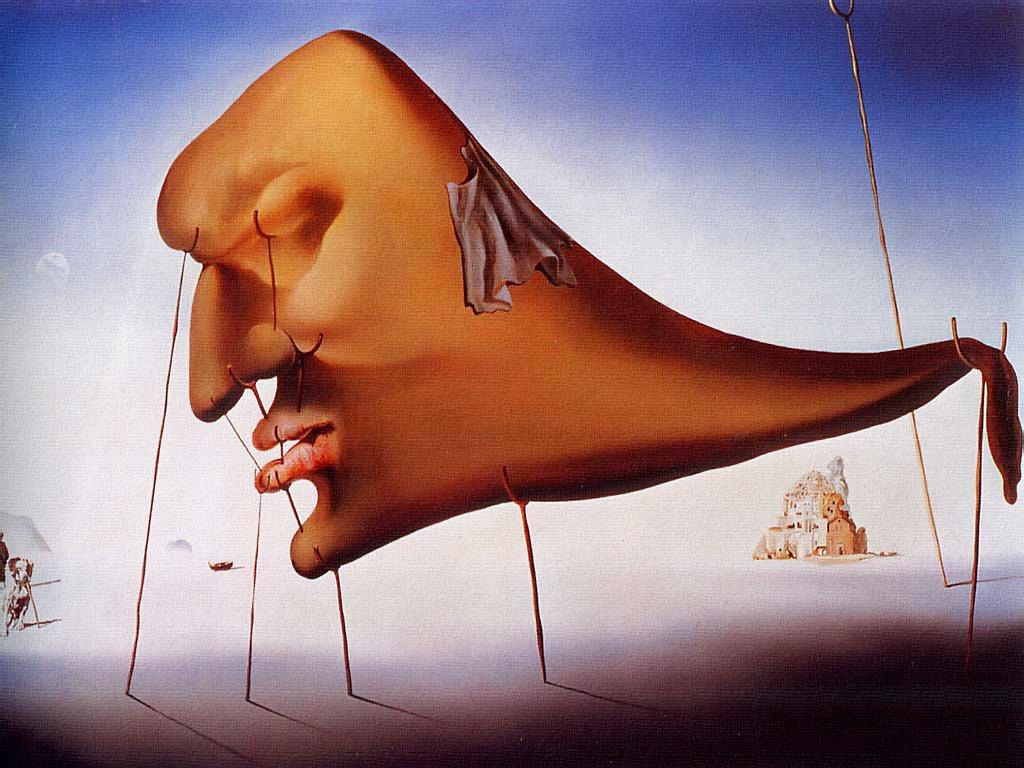 Salvador Dalí - Eccentric Genus - Art and Design Inspiration