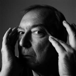 Jasper Johns Portrait by Denis Piel (Leicca Award of Excellence 1986)