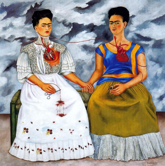 The Two Frida's