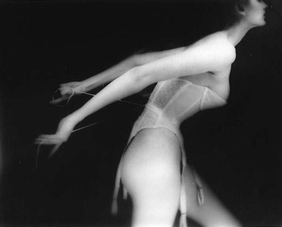 Lillian Bassman It's a Cinch Carmen, New York, Harper's Bazaar,1951