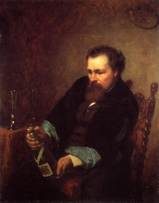 Eastman-Johnson-1824-1906