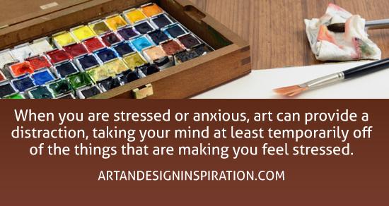 art-stress