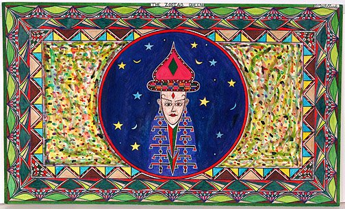 Zodiac Queen