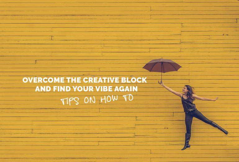 Overcome creative block