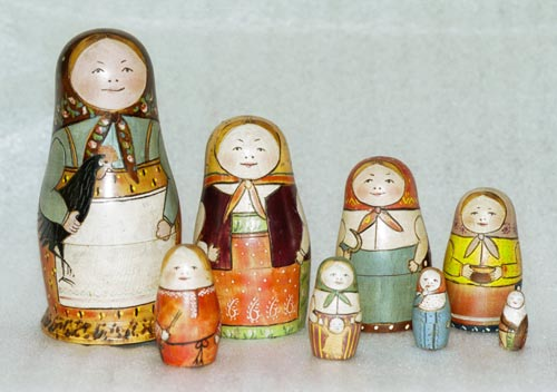 First_matryoshka_museum_doll