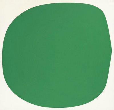 Green White by Ellsworth Kelly - $1.6 Million