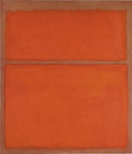Untitled (1961) by Mark Rothko - $28 Million
