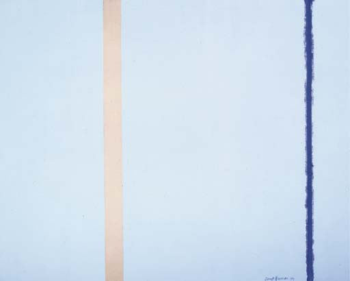 White Fire I by Barnett Newman - $3.8 Million