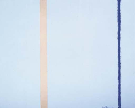 White Fire I by Barnett Newman - $3.8 Million