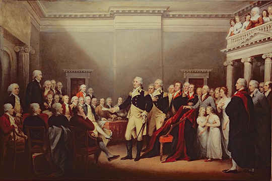 the-resignation-of-george-washington-john-trumbull