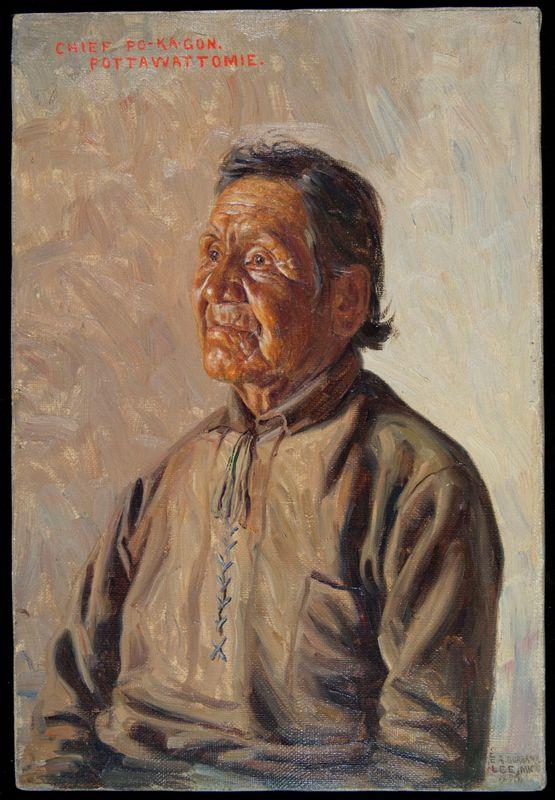 Chief Po Ka Gon