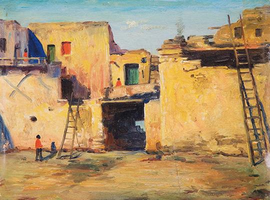 Hopi Homes