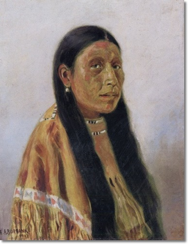 Indian Squaw 1902