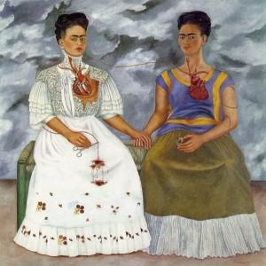 Frida Kahlo - Las dos Fridas - 1939
