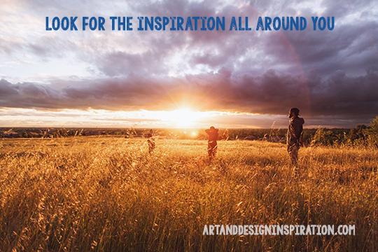 inspiration-around