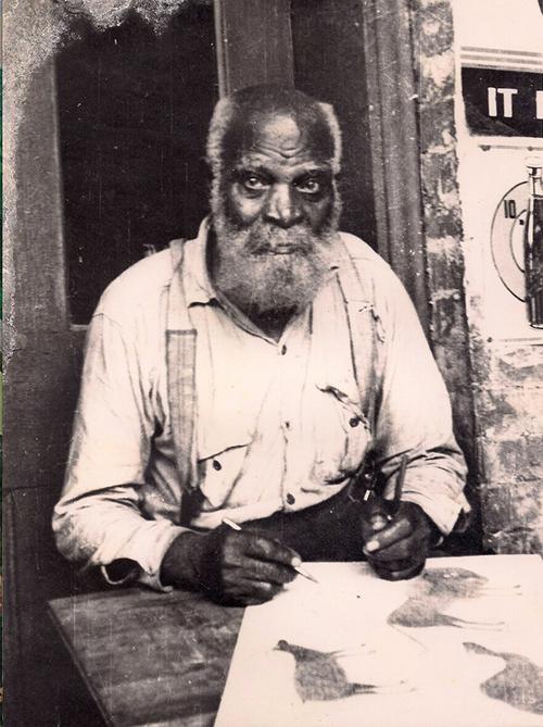 Bill Traylor African American Artist