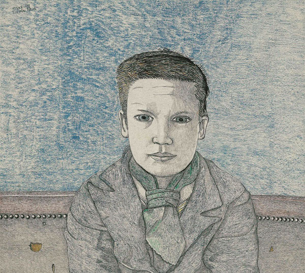 Boy on a Sofa fetched £1.49m in 2011, a record price for a work on paper by Freud.