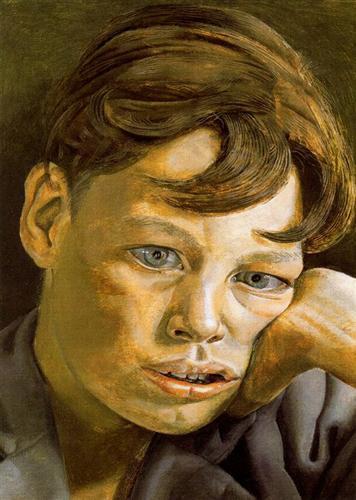 Boy's Head 1952