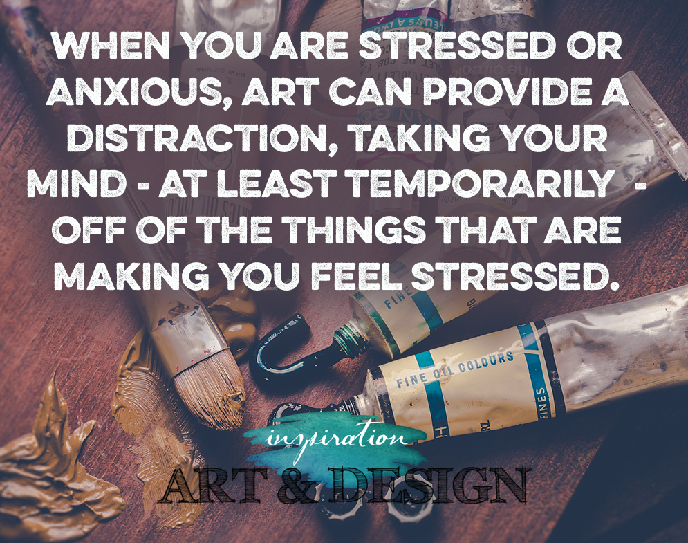 Art therapy tips
