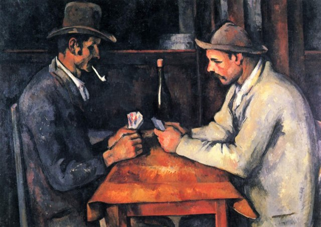 Cézanne's Card Players Shatters Record For Highest Price Ever For A Work Of Art - Forbes