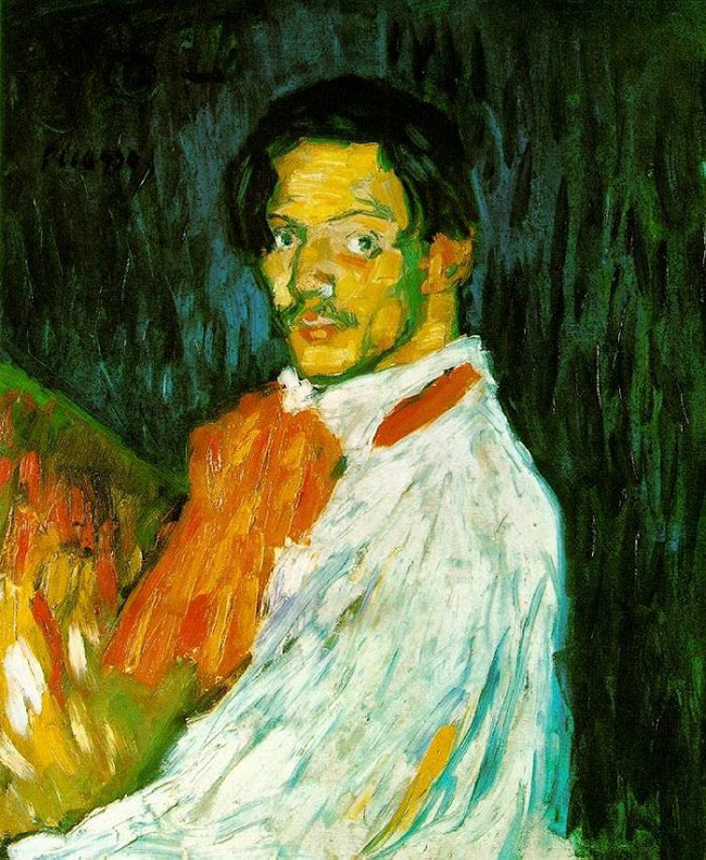 "Self-Portrait Yo Picasso"" by Picasso Sold for $47.9 Million"