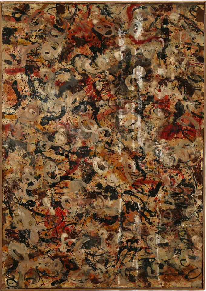 Jackson Pollack painting found in Scottsdale, Arizona
