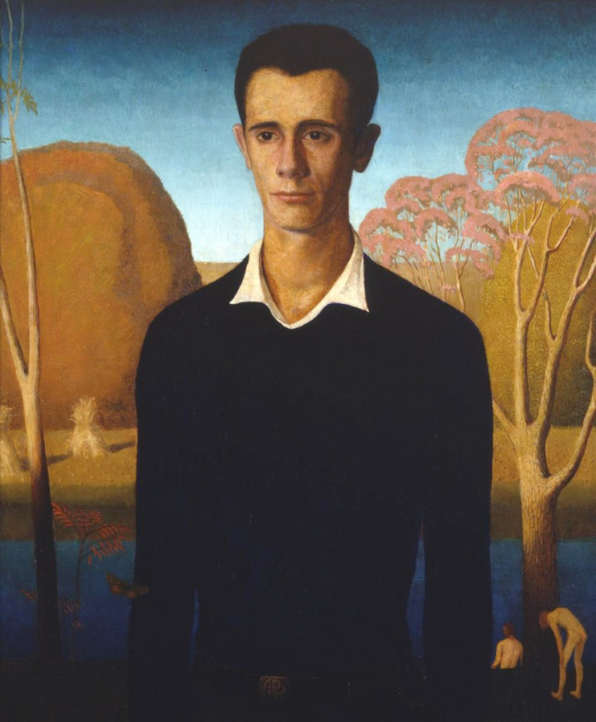 Arnold Comes of Age, Grant Wood