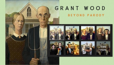 Grant Wood The Famous American Artist That Planted Art In Iowa