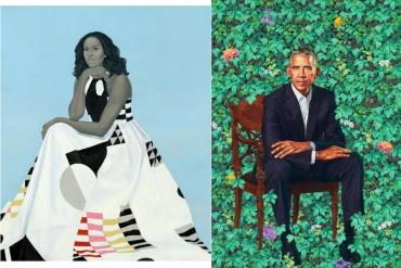 Obama's Portraits