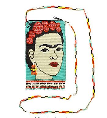 Frida Beaded Purse