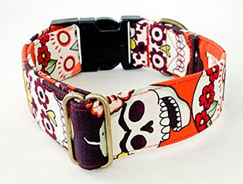 Frida Dog Collar