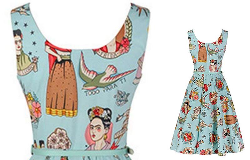 Frida Party Dress