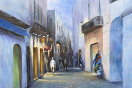Sokratis Evgenidis - Street Scene