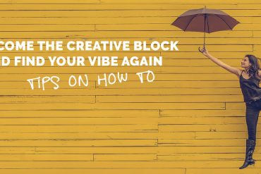 How to overcome a creative block
