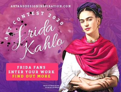 Frida art contest